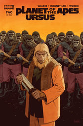 Planet of the Apes: Ursus #2 by David F. Walker