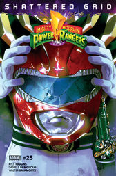 Mighty Morphin Power Rangers #25 by Kyle Higgins