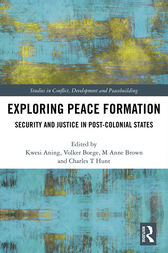 Exploring Peace Formation by Kwesi Aning
