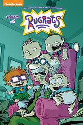 Rugrats #6 by Box Brown