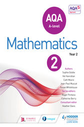 AQA A Level Mathematics Year 2 by Sophie Goldie