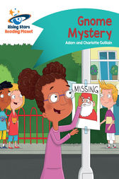 Reading Planet - Gnome Mystery - Turquoise: Comet Street Kids by Adam Guillain
