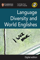 Language Diversity and World Englishes Digital Edition by Dan Clayton