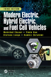 Modern Electric, Hybrid Electric, and Fuel Cell Vehicles by Mehrdad Ehsani