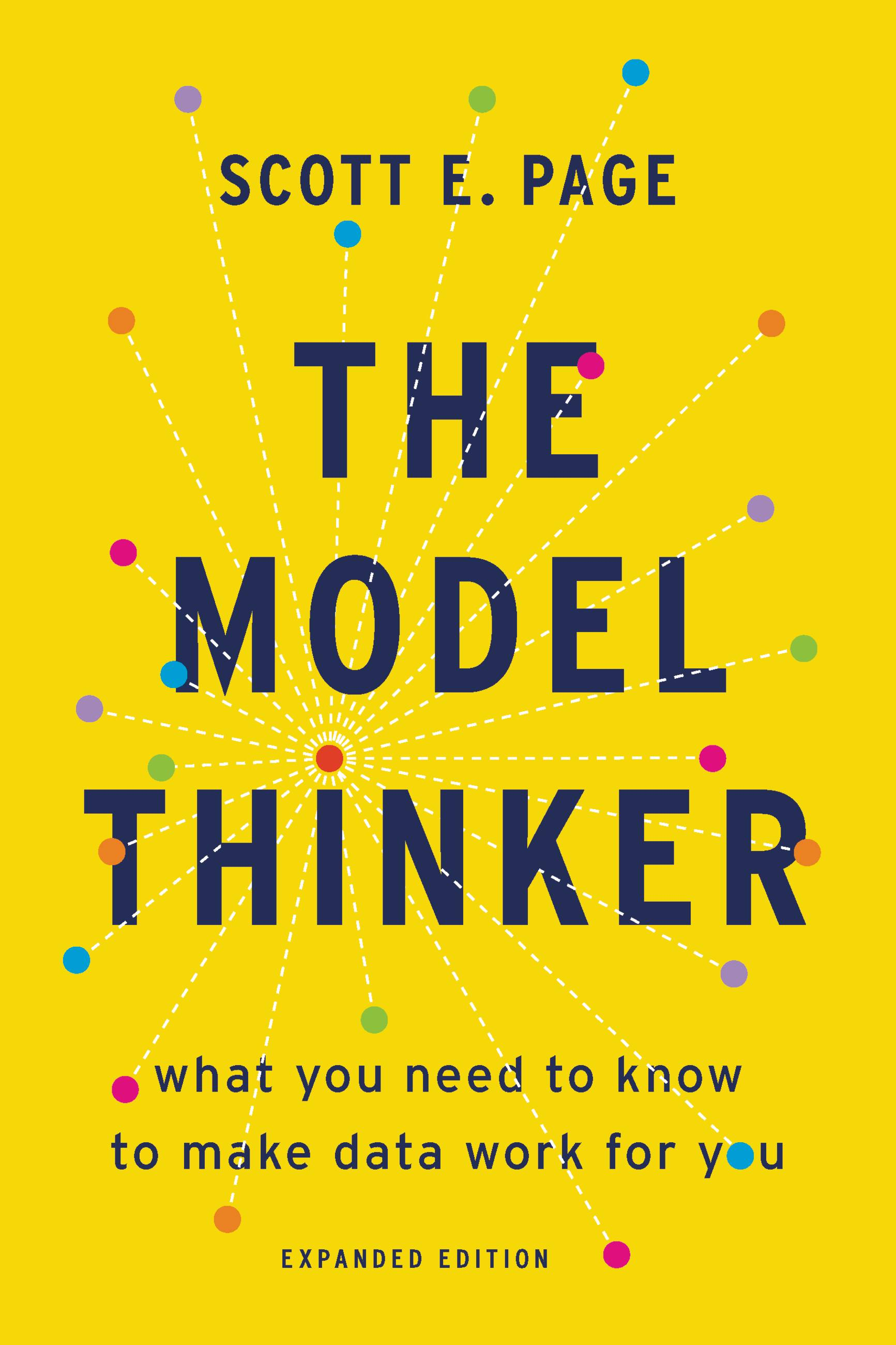 Download Ebook The Model Thinker by Scott E. Page Pdf