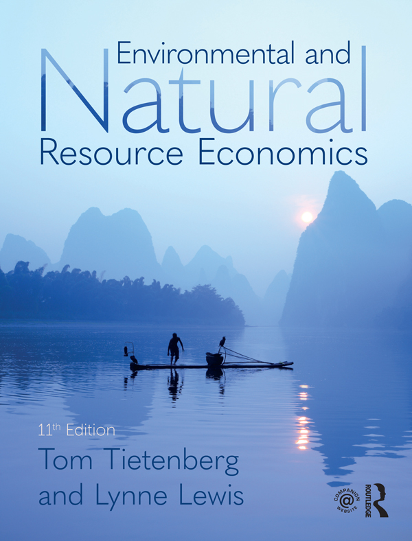 Download Ebook Environmental and Natural Resource Economics (11th ed.) by Thomas H. Tietenberg Pdf