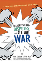 Disagreements, Disputes, and All-Out War by Gini Scott