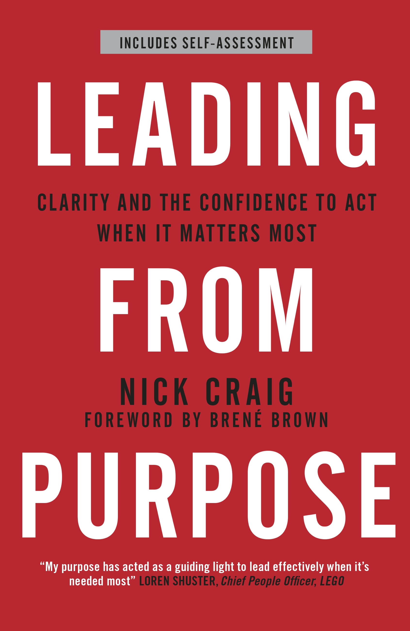 Download Ebook Leading from Purpose by Nick Craig Pdf