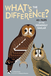What's the Difference? by Emma Strack
