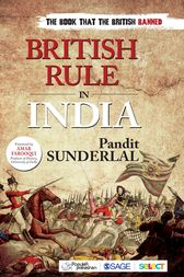 British Rule in India by Pandit Sunderlal