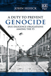 A Duty to Prevent Genocide: Due Diligence Obligations among the P5