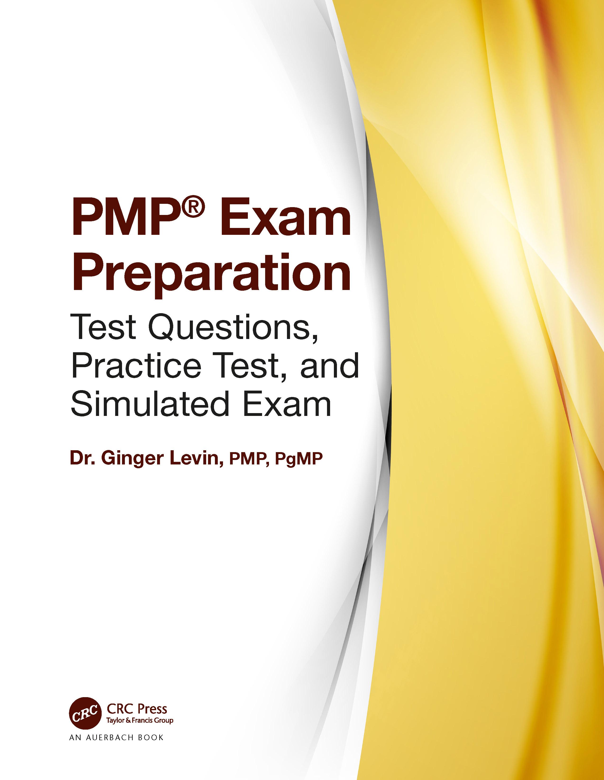 Download Ebook PMP® Exam Preparation by Levin, PMP, PgMP, Dr. Ginger Pdf