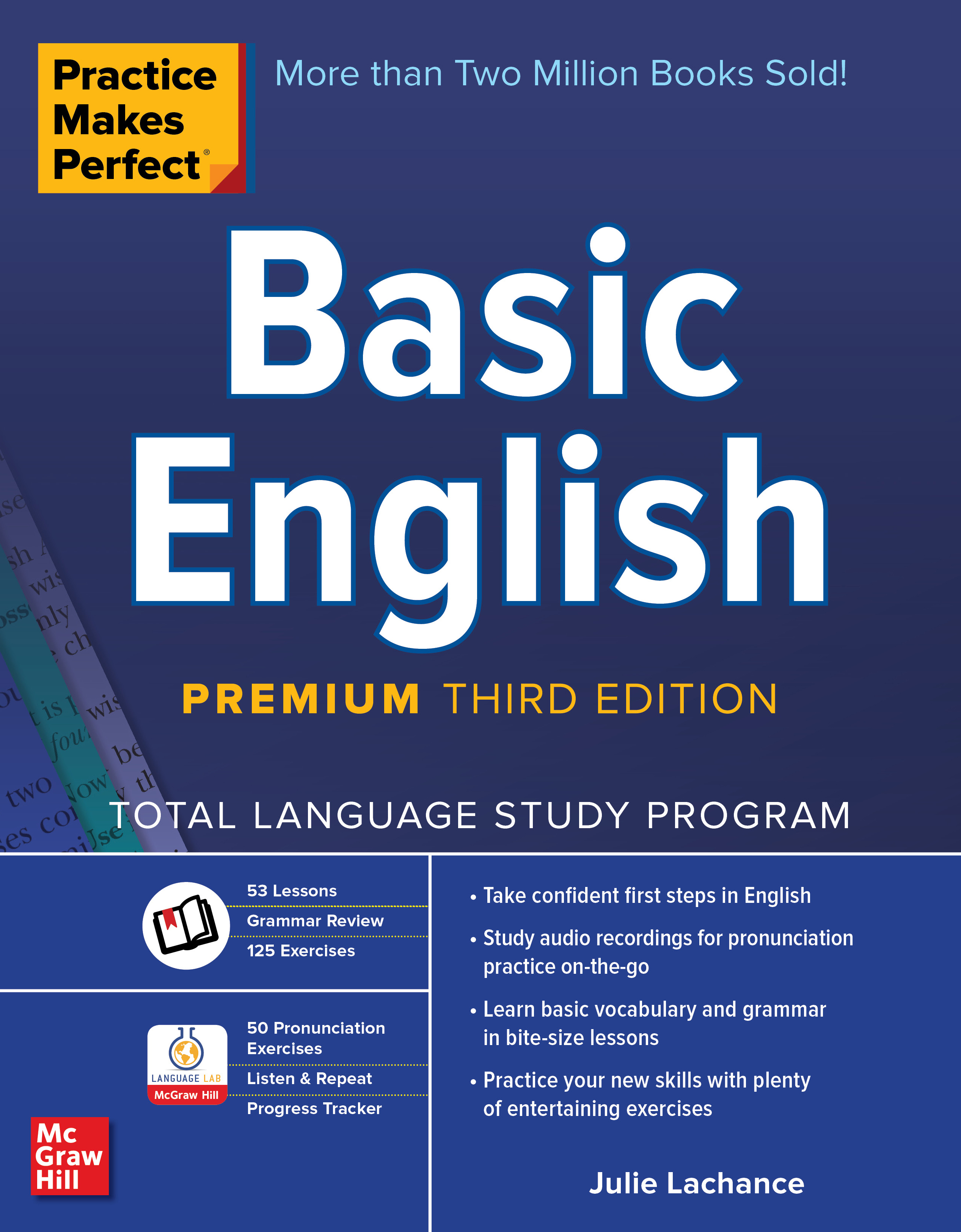 Download Ebook Practice Makes Perfect: Basic English, Premium Third Edition (3rd ed.) by Julie Lachance Pdf